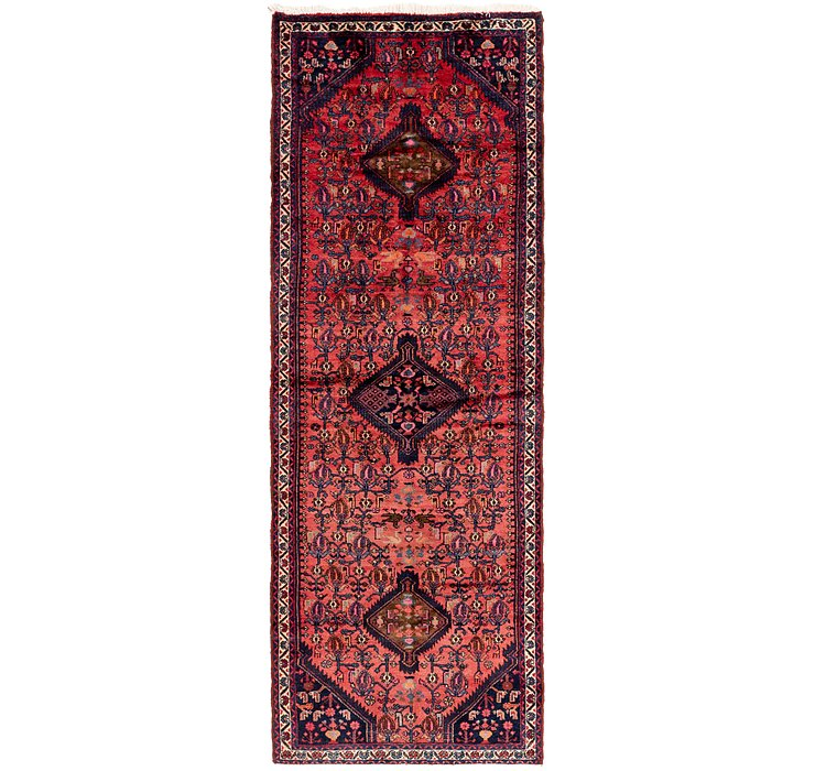 3' 5 x 10' 7 Darjazin Persian Runner...