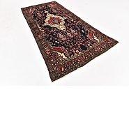 Link to 4' 8 x 10' Nahavand Persian Runner Rug