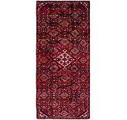 Link to 127cm x 280cm Hamedan Persian Runner Rug