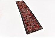 Link to 65cm x 282cm Hamedan Persian Runner Rug
