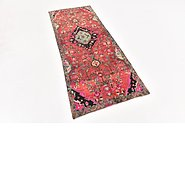 Link to 2' 10 x 7' 3 Hamedan Persian Runner Rug