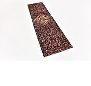 Link to 2' 2 x 7' 10 Hossainabad Persian Runner Rug