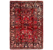 Link to 4' 7 x 5' 8 Hamedan Persian Rug