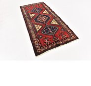 Link to 3' 8 x 7' 4 Meshkin Persian Runner Rug