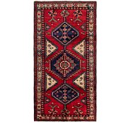 Link to 3' 8 x 7' 4 Meshkin Persian Runner Rug