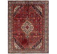 Link to 6' 10 x 9' 2 Hamedan Persian Rug