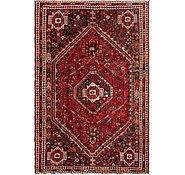 Link to 6' 4 x 9' 7 Ghashghaei Persian Rug