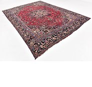 Link to 8' 9 x 12' 2 Kashmar Persian Rug