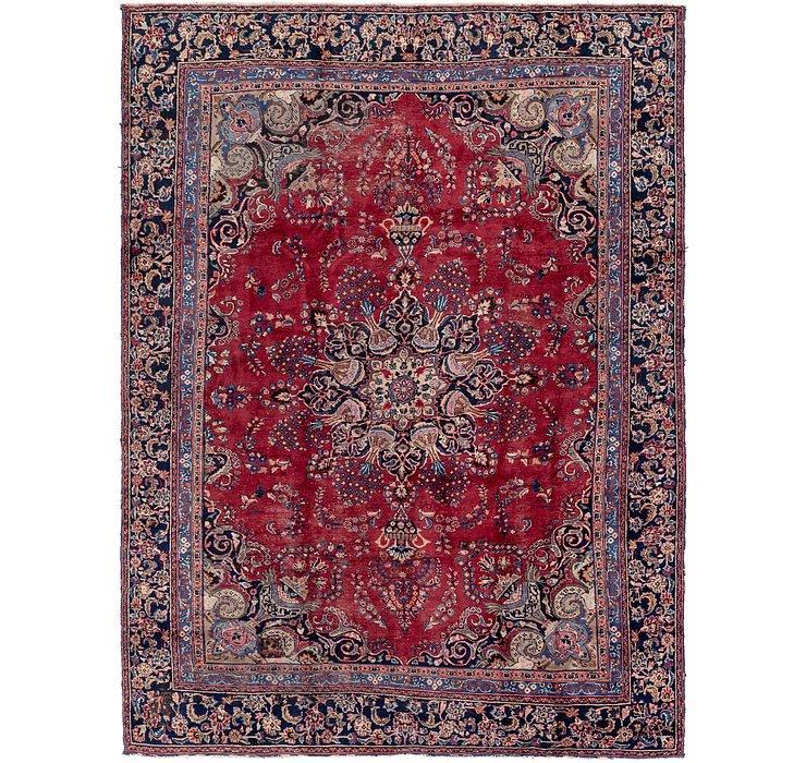 8' 9 x 12' 2 Kashmar Persian Rug