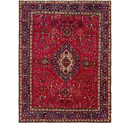 Link to 9' 7 x 12' 3 Tabriz Persian Rug