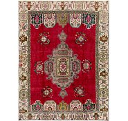 Link to 8' 7 x 11' 7 Tabriz Persian Rug