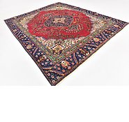 Link to 9' 2 x 11' 6 Tabriz Persian Rug