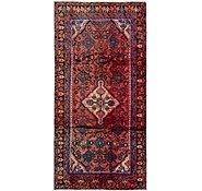 Link to 4' 6 x 9' 2 Hamedan Persian Runner Rug