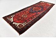 Link to 3' 7 x 10' 4 Khamseh Persian Runner Rug