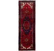 Link to 110cm x 315cm Khamseh Persian Runner Rug