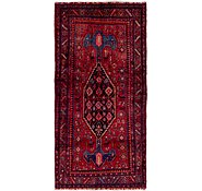 Link to 4' x 8' 5 Gholtogh Persian Runner Rug