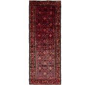 Link to 4' 6 x 13' Hossainabad Persian Runner Rug