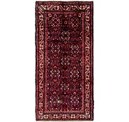 Link to 3' 10 x 7' 8 Hossainabad Persian Runner Rug