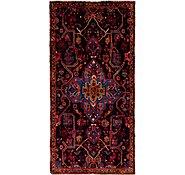 Link to 4' 6 x 9' Nahavand Persian Runner Rug