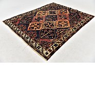 Link to 5' x 6' 5 Bakhtiar Persian Square Rug