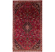 Link to 4' 7 x 8' Kashan Persian Rug