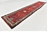 Link to 3' 4 x 17' 7 Hamedan Persian Runner Rug