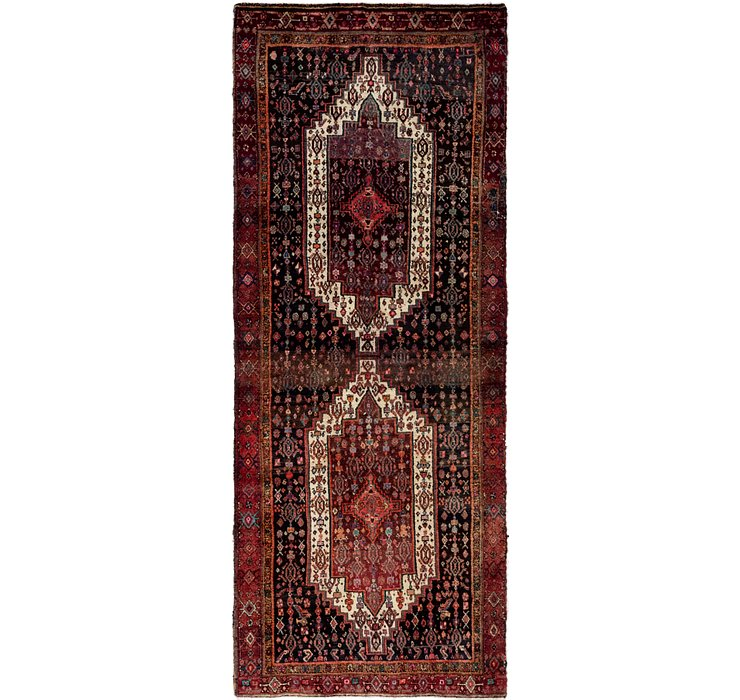 3' 6 x 9' Sanandaj Persian Runner...