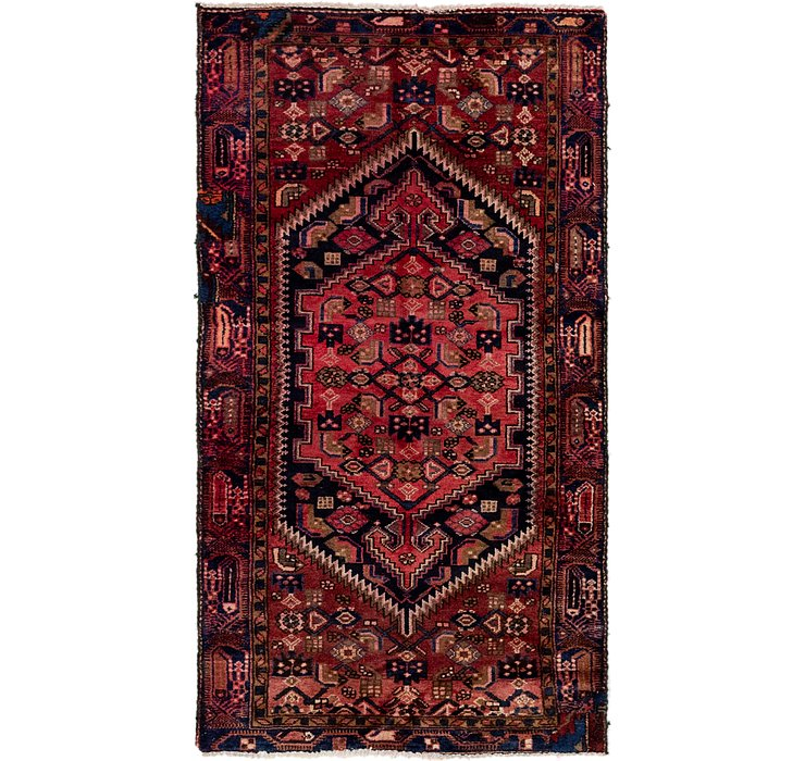 3' 5 x 6' 4 Zanjan Persian Rug