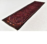 Link to 3' x 11' Hossainabad Persian Runner Rug