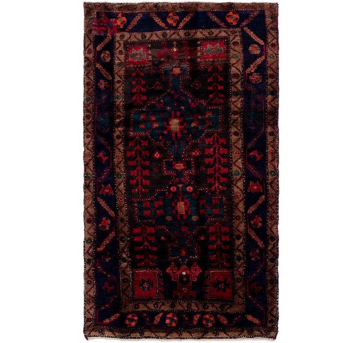 4' 8 x 8' 9 Koliaei Persian Rug