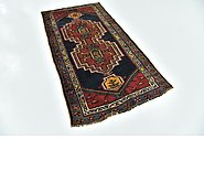 Link to 3' 6 x 6' 8 Shiraz Persian Rug