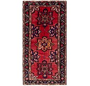 Link to 3' 2 x 6' 5 Hamedan Persian Runner Rug