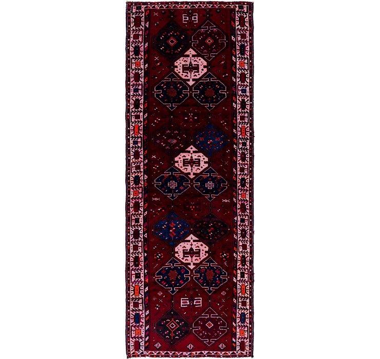 4' 4 x 12' 10 Shiraz Persian Runner Rug