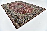 Link to 9' 7 x 14' Isfahan Persian Rug