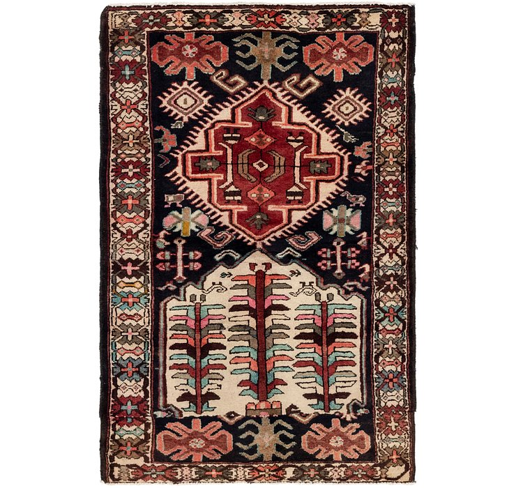 3' 9 x 5' 9 Bakhtiar Persian Rug