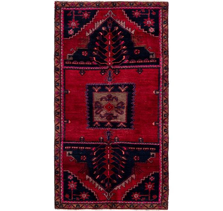 4' x 7' 6 Koliaei Persian Rug