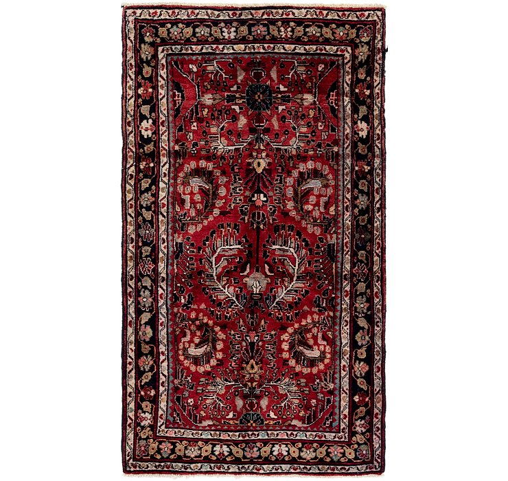 3' 6 x 6' 6 Mehraban Persian Rug
