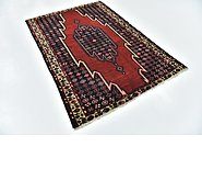 Link to 4' 5 x 6' 5 Mazlaghan Persian Rug