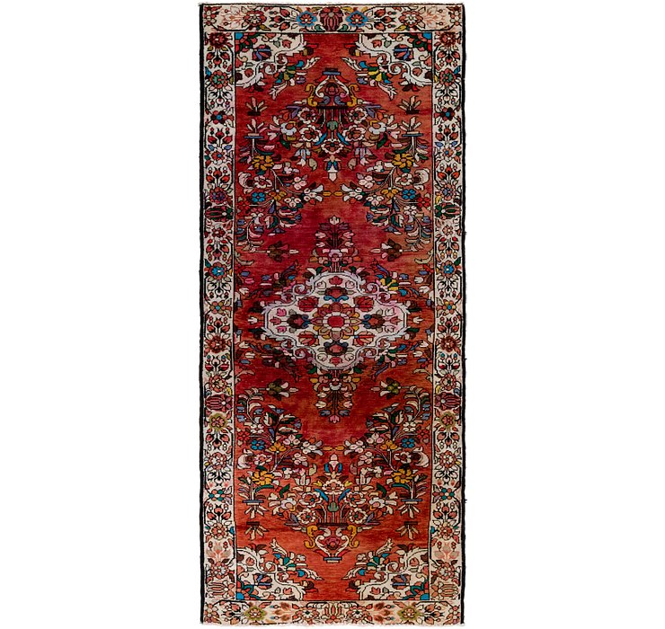 3' x 7' 10 Borchelu Persian Runner...