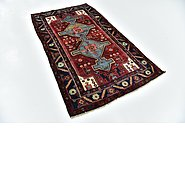 Link to 4' x 7' 4 Hamedan Persian Rug