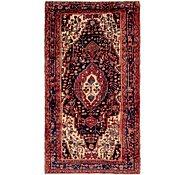 Link to 152cm x 297cm Nahavand Persian Rug