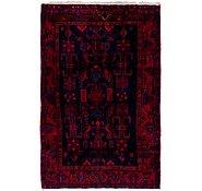 Link to 4' 6 x 7' 4 Zanjan Persian Rug