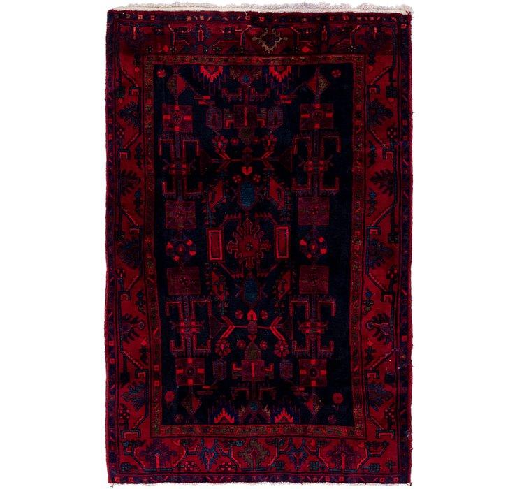 4' 6 x 7' 4 Zanjan Persian Rug