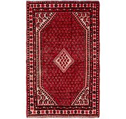 Link to 4' 3 x 7' Farahan Persian Rug