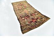 Link to 4' x 9' 5 Shiraz Persian Runner Rug