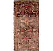 Link to 4' x 9' 5 Shiraz Persian Runner Rug