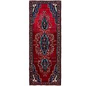 Link to 4' 4 x 12' 2 Hamedan Persian Runner Rug