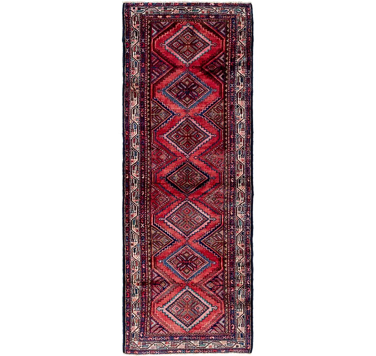 115cm x 330cm Chenar Persian Runner Rug