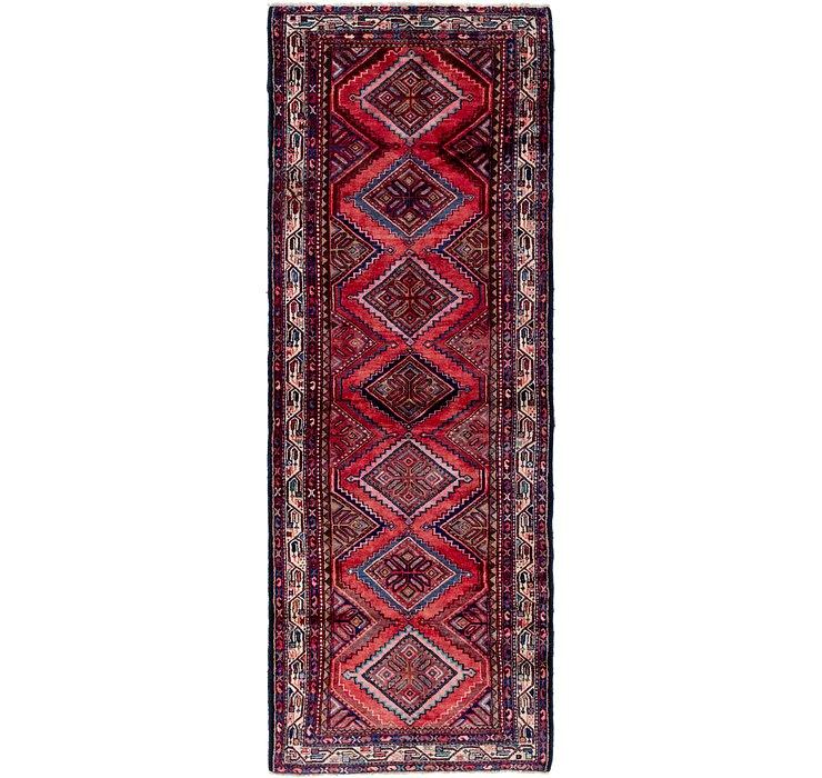 3' 9 x 10' 10 Chenar Persian Runner Rug