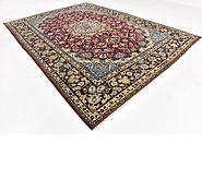 Link to 9' 6 x 12' 3 Isfahan Persian Rug